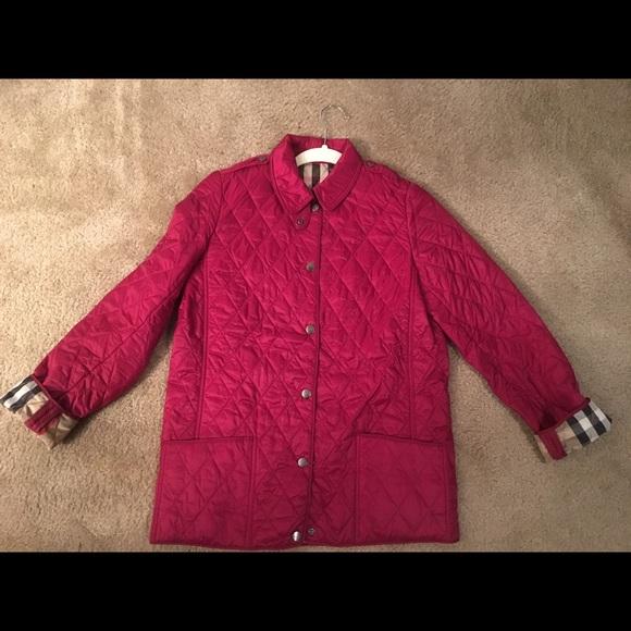 43% off Burberry Jackets & Blazers - Burberry mini pirmont quilted ... : burberry pirmont quilted jacket - Adamdwight.com
