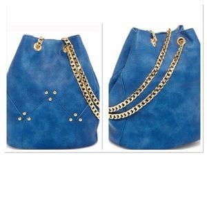Pink Haley Handbags - Maisie Bucket Crossbody Bag