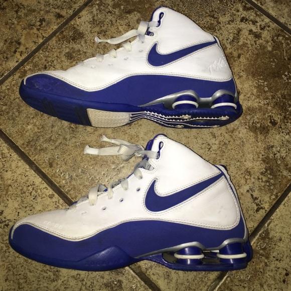 b181cb80eb9f Nike Flight Elite Shox basketball tennis shoes. M 582b15f6d14d7b1c2b02b76f