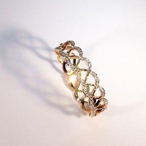 Jewelry - Shinning Crystal Bangle