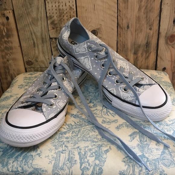 0caddc0e15f8 Converse Shoes - Bandana Print Chucks All Star
