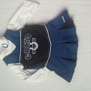 nfl Other - 24 month NFL colts cheerleader outfit