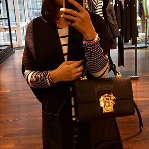 Dolce   Gabbana Bags   Dg Lucia Lizard Effect Leather Bag   Poshmark c7d9a5ecc9
