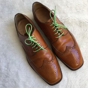 Tod's Other - Tod's Men's Brown Leather Oxford Shoes size 7