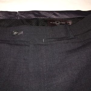 Black Brown 1826 Other - Black Brown 1826 • Lord and Taylor charcoal slacks