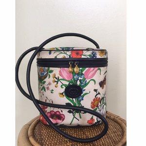 "Gucci Handbags - VINTAGE GUCCI ""FLORA"" BAG"