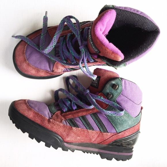 Adidas zapatos Vintage Lady senderismo zapatillas poshmark destacar