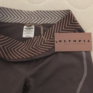 Other - Silo Legging- Olympia Activewear