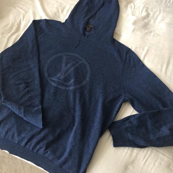 f07a8c9fb31 Louis Vuitton Other - Authentic 🎯FIRM🎯LV Logo Louis Vuitton Sweater XL