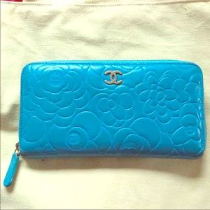 CHANEL Handbags - Authentic Chanel Limited edition wallet