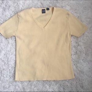 Vintage sweater top
