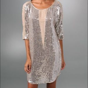 Women's Haute Hippie Sequin Dress on Poshmark