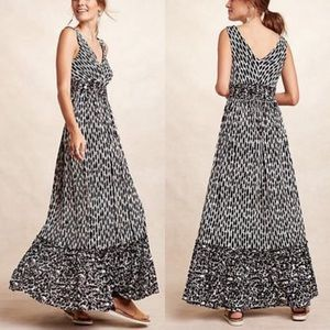 Anthropologie Dresses & Skirts - Anthropologie Patterned Maxi Dress