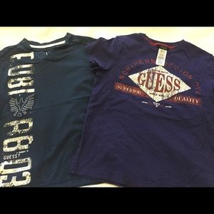 GUESS Other - 🚦GUESS adorable t-shirts set boys size M5-6