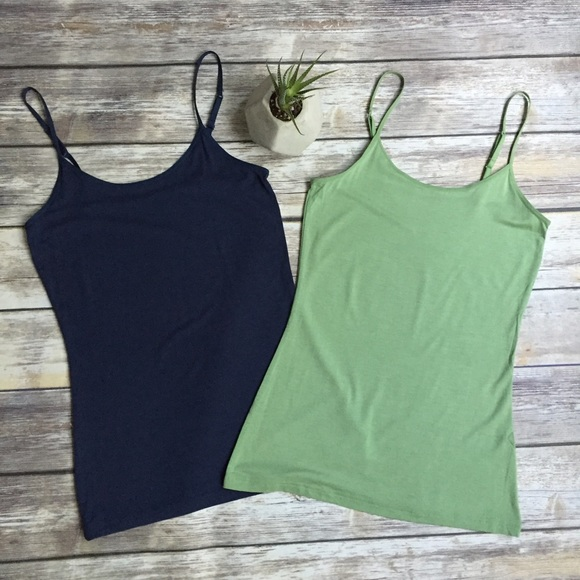 26e4b0a97969b Lady Hathaway Tops - 2 Camisole Tank Tops