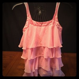 Girls Limited Too pink shirt