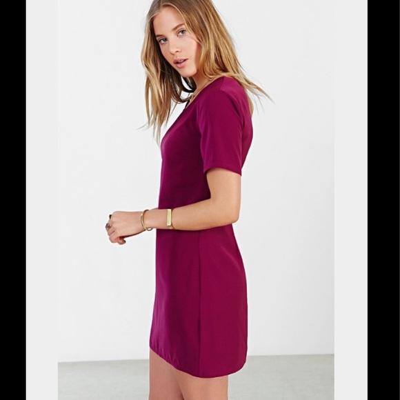 Kimchi Blue Dresses & Skirts - Kimchi Blue purple shift dress