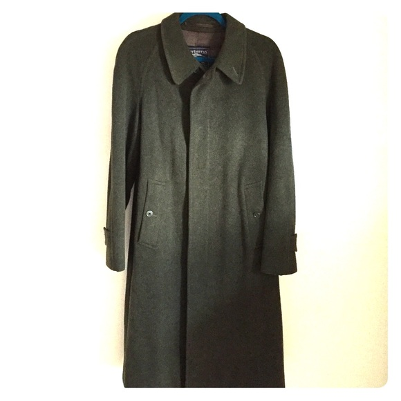 11afe5a5823d Burberry Jackets   Blazers - Vintage Burberry wool alpaca Coat