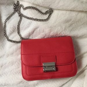 Mango Handbags - Mango Red Purse