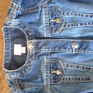 by Place Jackets & Coats - 🔴6 Listing for $25.00🔴Pre-used Girls Jean Jacket