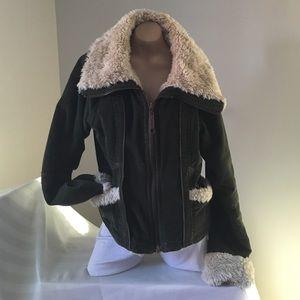 Big Chill Jackets & Blazers - Corduroy with Trim Jacket Sz L