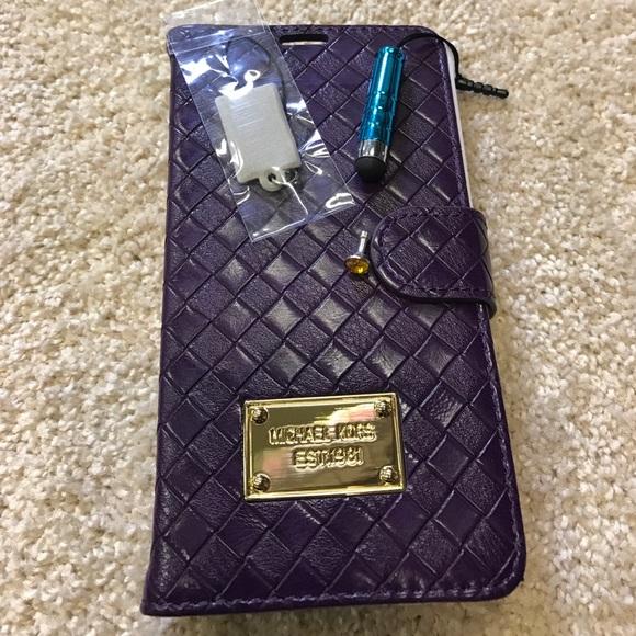 low priced 842ae cfa93 Samsung Galaxy Note 4 Flip case NWT