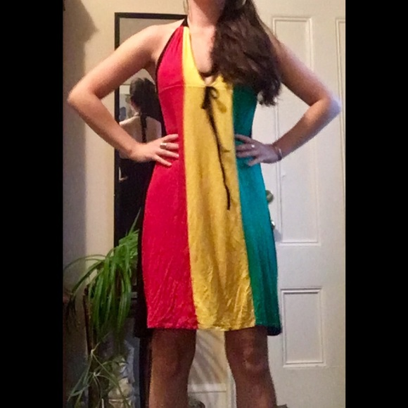 02cd23d40b Dresses   Skirts - Rasta dress