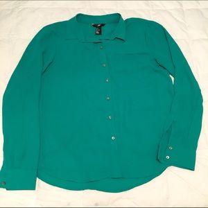 Tops - H&M blouse