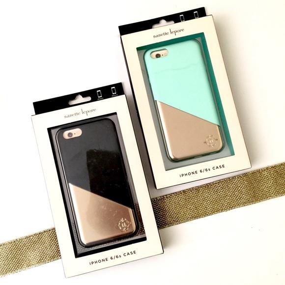 best service f50cc 6c20d Nanette Lepore iPhone 6 Case NWT