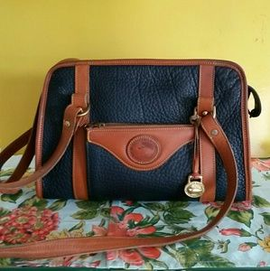 Dooney & Bourke Handbags - DOONEY &.BOURKE*SALE* VTG DOUBLE STRAP