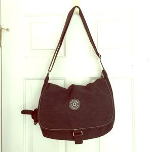 Kipling Crossbody Black Bag