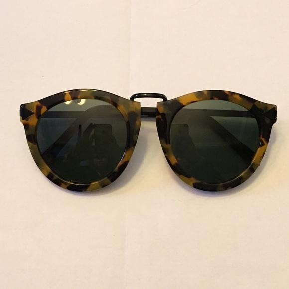 b62a2be6d61 Karen Walker Accessories - Karen Walker Harvest Sunglasses in Tortoise