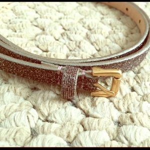 J. Crew Skinny Belt Perfect for the Holidays✨