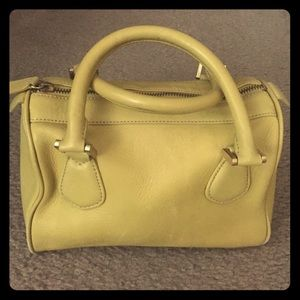 J Crew Mini Satchel