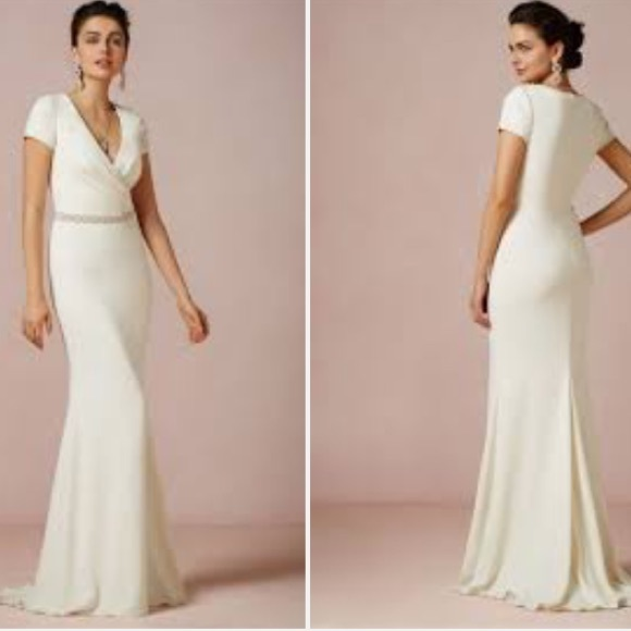 Badgley Mischka Dresses | Bhldn Isis Dress | Poshmark