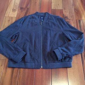 NWOT Gap Bomber Jacket