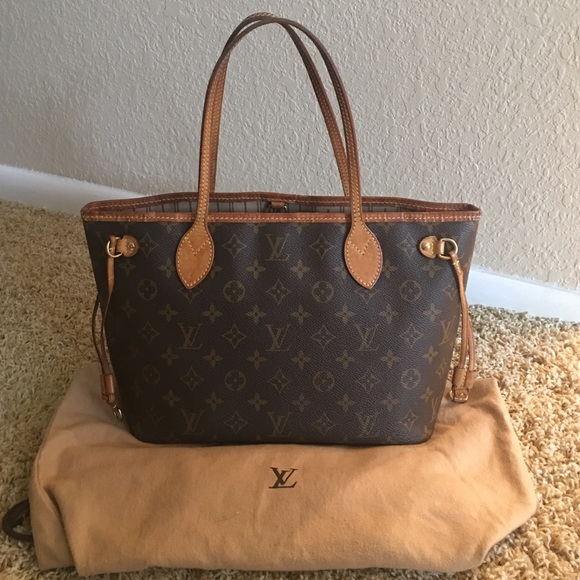 72fafd0fadeb Louis Vuitton Handbags - SALE 🎉🎉AUTHENTIC LOUIS VUITTON NEVERFULL PM