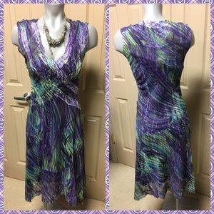 Komarov Dresses & Skirts - 💜Gorgeous Designer Dress💜