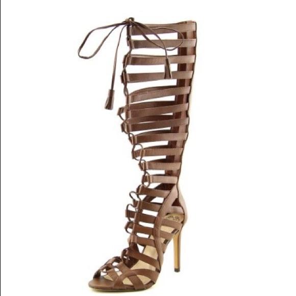 5169235eb753 Vince Camuto Olivian Gladiator Sandals!!!