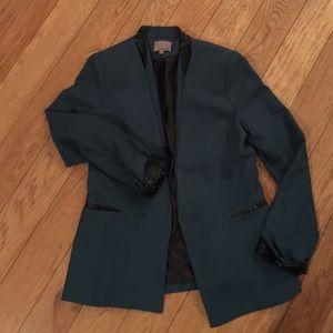 Jackets & Blazers - NWOT Teal Blazer