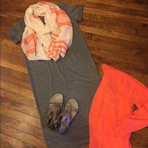 Dresses & Skirts - NWOT Grey Super Soft 3/4 dress
