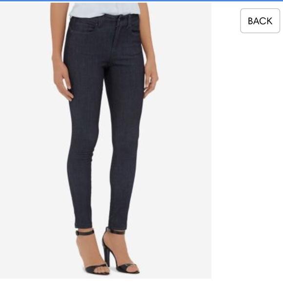 Eva Longoria Collection High Rise Power Sculpt Skinny Jean