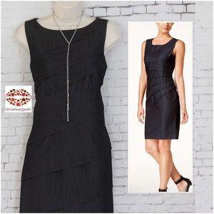 Calvin Klein Denim Sheath Dress. NWOT