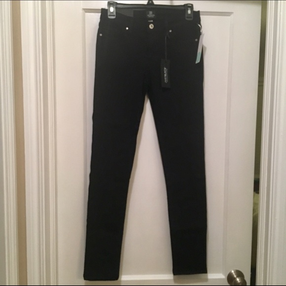 173fdf24cc77 Denim - Just Black Cordelia Skinny Jean