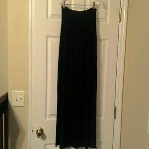 julie's closet Dresses & Skirts - Maternity Maxi Skirt