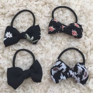 Brand new Brandy Melville bows