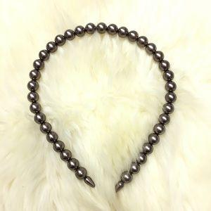 Accessories - Pearly Thin Headband