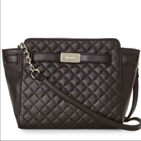 NINE WEST BELT QUILTED CROSSBODY 4d6c61a3c4f0d