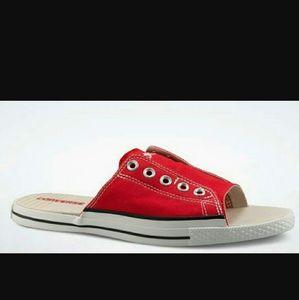 7b34cbe27a4174 Converse Shoes - 🚨SALE🚨BRAND NEW Chuck Taylor Cut Away Sandals