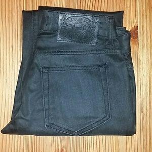 """Just Cavalli Denim - Women's Cavalli """"Black Diamond"""" Jeans 26x32 NWOT"""
